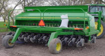 Grain drill